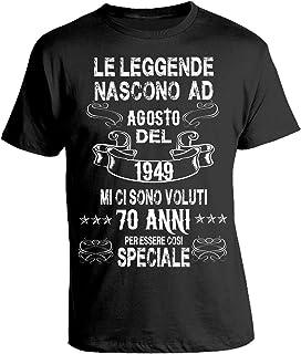 Amazon It Idee Regalo Per 70 Anni Uomo Bubbleshirt