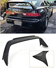 Extreme Online Store for 1994-2001 Acura Integra DC2 | EOS Mugen Gen 1 Style ABS Plastic Primer Black Rear Trunk Lid Wing ...