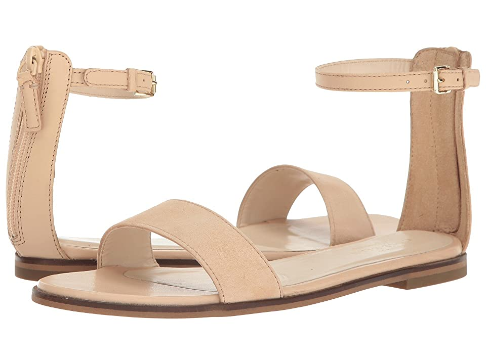 Cole Haan Bayleen Sandal II (Nude Leather/Nude Suede) Women