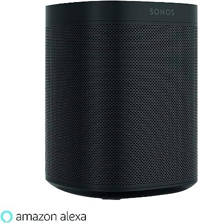 Sonos One Generazione 2 Smart Speaker Altoparlante Wi-Fi Intelligente con Alexa Comando Vocale & AirPlay, Nero - Trova i prezzi più bassi