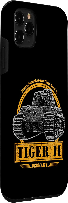 Amazon.com: iPhone XR WW2 Tiger II Tank Case