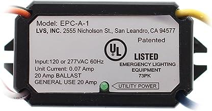 LVS Controls EPC-A-1 Emergency Lighting Power Transfer Control Unit, 120/277V