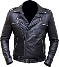 Western Leather The Walking Dead Jeffrey Dean Morgan Negan Jacket