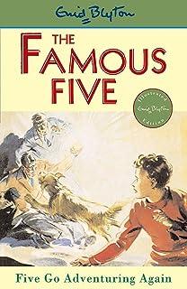 Famous Five 2. Five Go Adventuring Again
