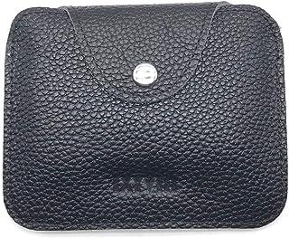 IXYVIA Genuine Leather Snap closure Coin Purse