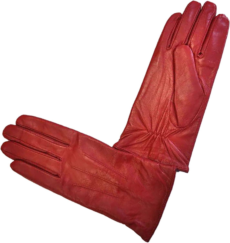 MoDA Ms Ottawa Women's Genuine Leather Gloves