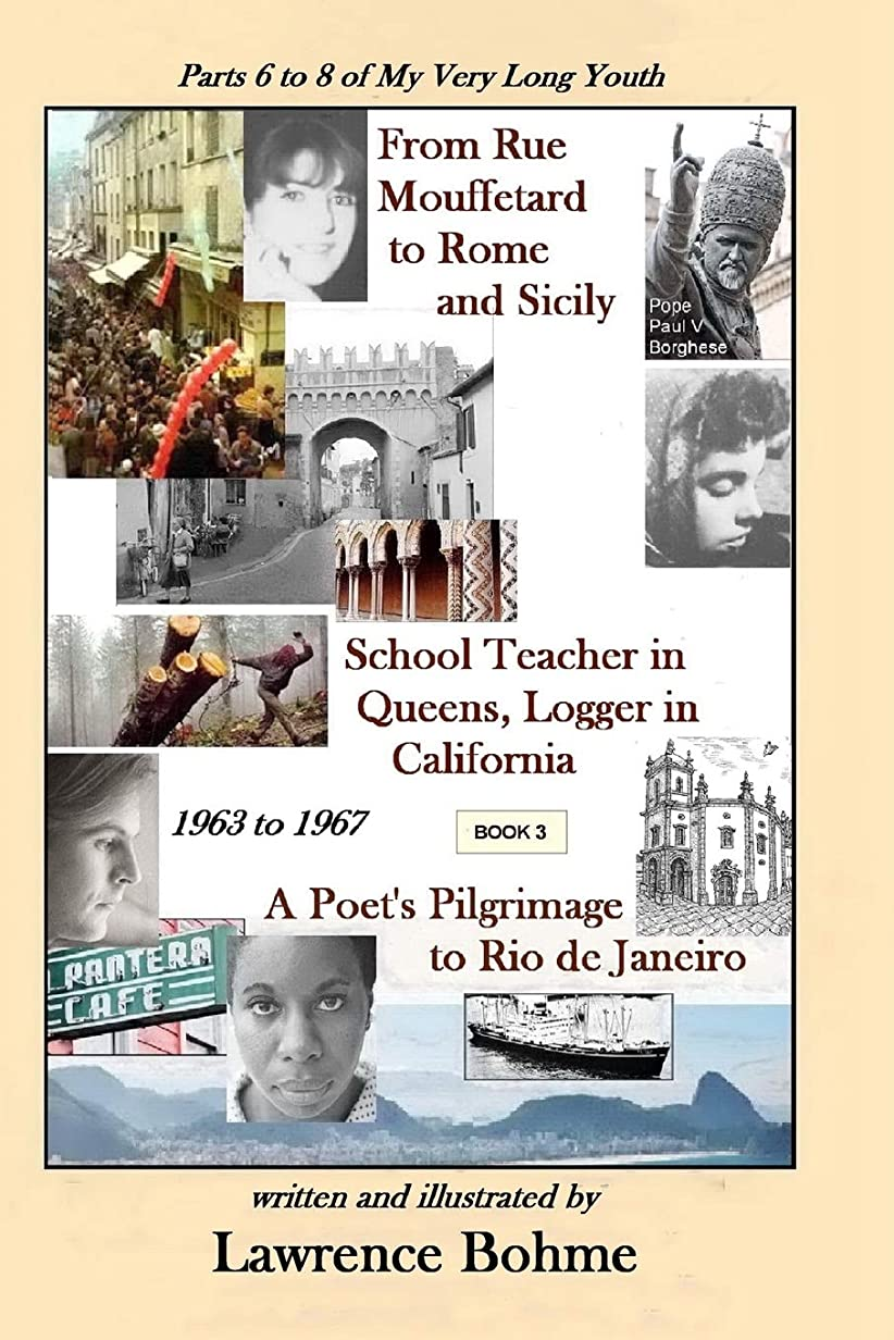 チップ感謝しているダイエットFrom Rue Mouffetard to Rome and Sicily: Parts 6 to 8 of My Very Long Youth