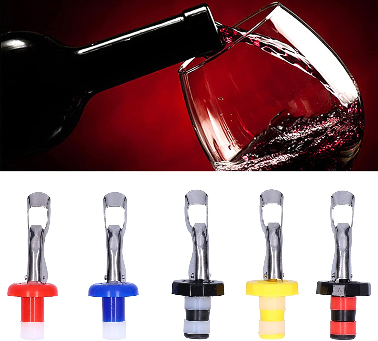 Outstanding Beverage Bottle Cork Wine Plug Portable Sales Weight Light for