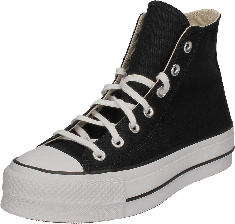 Converse Wholesale Women's CTAS Lift White Black Hi Sneaker Low price