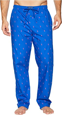 All Over Pony Sleep Pants