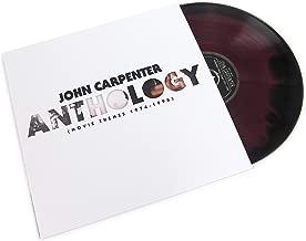 John Carpenter: Anthology - Movie Themes 1974-98 (Red&Black Starburst Colored Vinyl) Vinyl LP