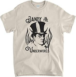 Inspired by Marc Bolan/T-Rex T Shirt - Dandy in The Underworld