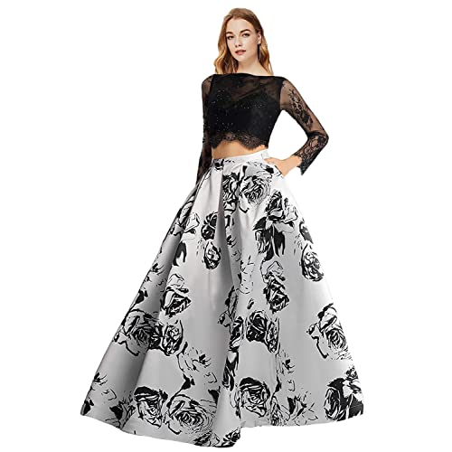 2 Piece Formal Gowns: Amazon.com