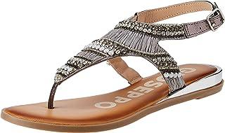 GIOSEPPO CRANDON Women's Flat Sandal
