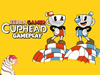 Clip: Cuphead Nintendo Switch Gameplay - Zebra Gamer