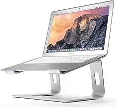 BoYata laptopstandaard: demonteerbaar met ventilatie, draagbare notebook-standaard compatibel met laptop (10 inch ~ 15,9 inch) MacBook Pro/Air, HP, Dell, Lenovo, Samsung, Acer, Huawei MateBook Sliver.