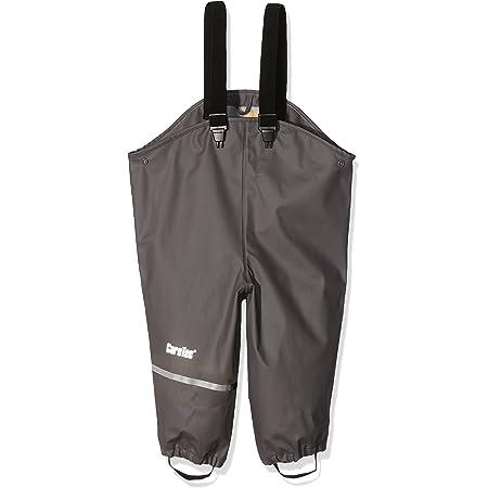 CareTec Pantalones Impermeable Unisex Niños, Gris (Grey 174), 86