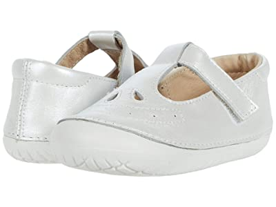 Old Soles Royal Pave (Infant/Toddler) (Nacardo Blanco) Girl