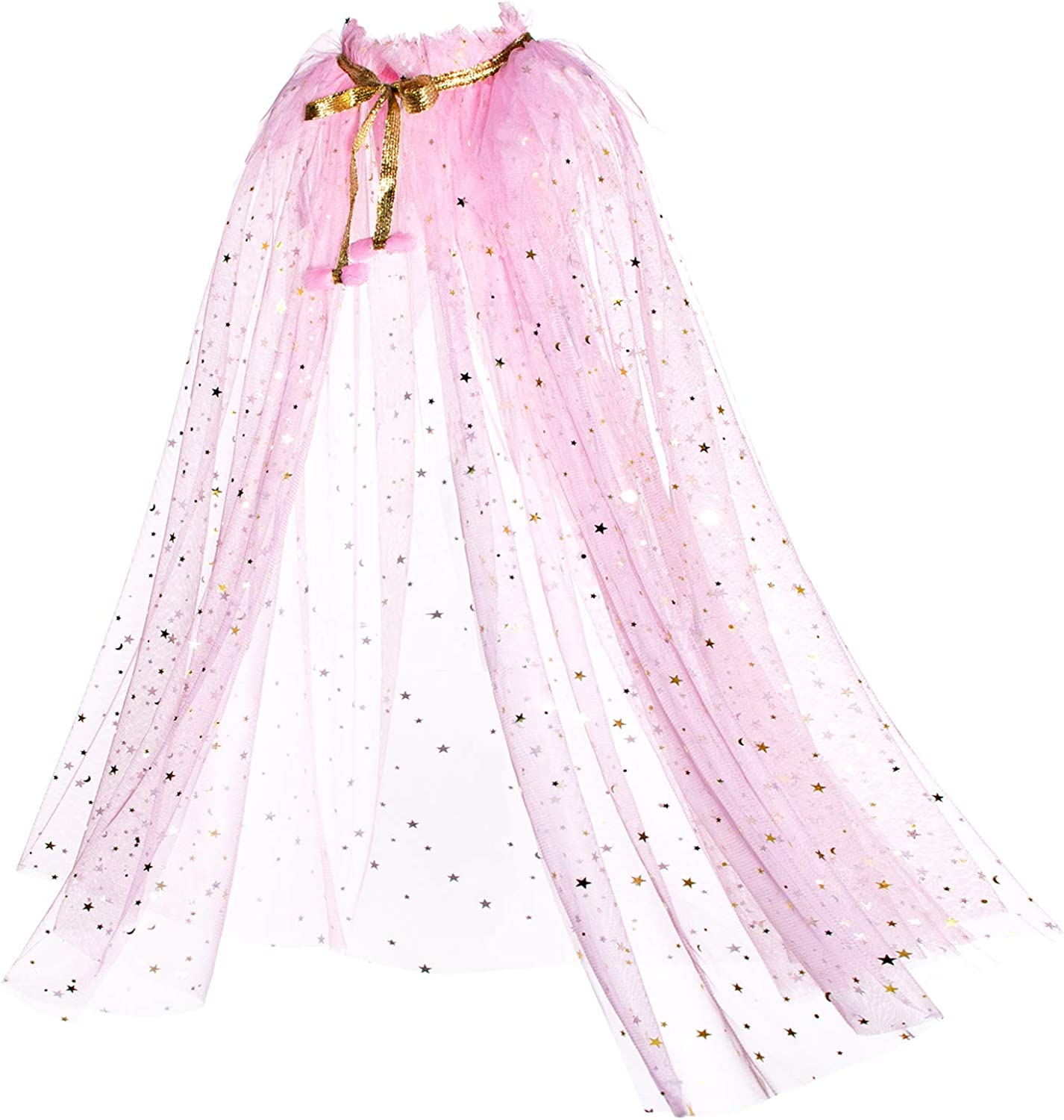 Party Chili Princess Super-cheap Cape Cloaks for Little Up Max 78% OFF Dress Girls