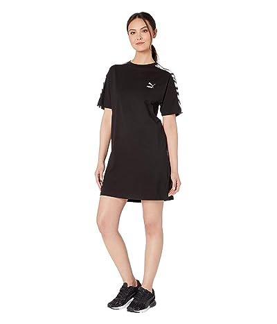 PUMA Wild Pack Dress (Cotton Black) Women