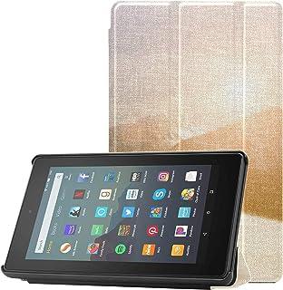 Pokrowiec Kindle 2019 etui snowboard skaczący przez powietrze Kindle pokrowce i etui do tabletów Fire 7 (9. generacji, mod...