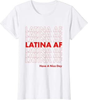 latina pride shirts