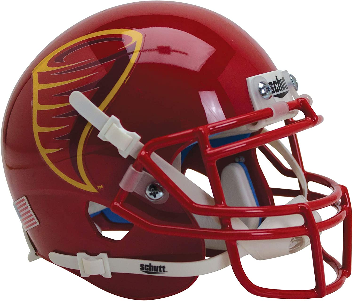 Schutt NCAA Iowa State Cyclones Authentic On-Field 5% OFF Football H Credence XP