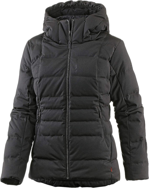 (36 (EU), Black)  Vaude Women's Vesteral Hoody Ii Jacket