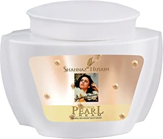 Shahnaz Husain Precious Pearl Herbal Ayurvedic Cream Salon Size Latest International Packaging (17.6 oz / 500 g)