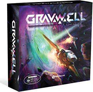 gravwell board game
