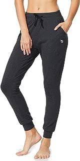 BALEAF Women's Active Yoga Lounge Sweat Pants with Pockets
