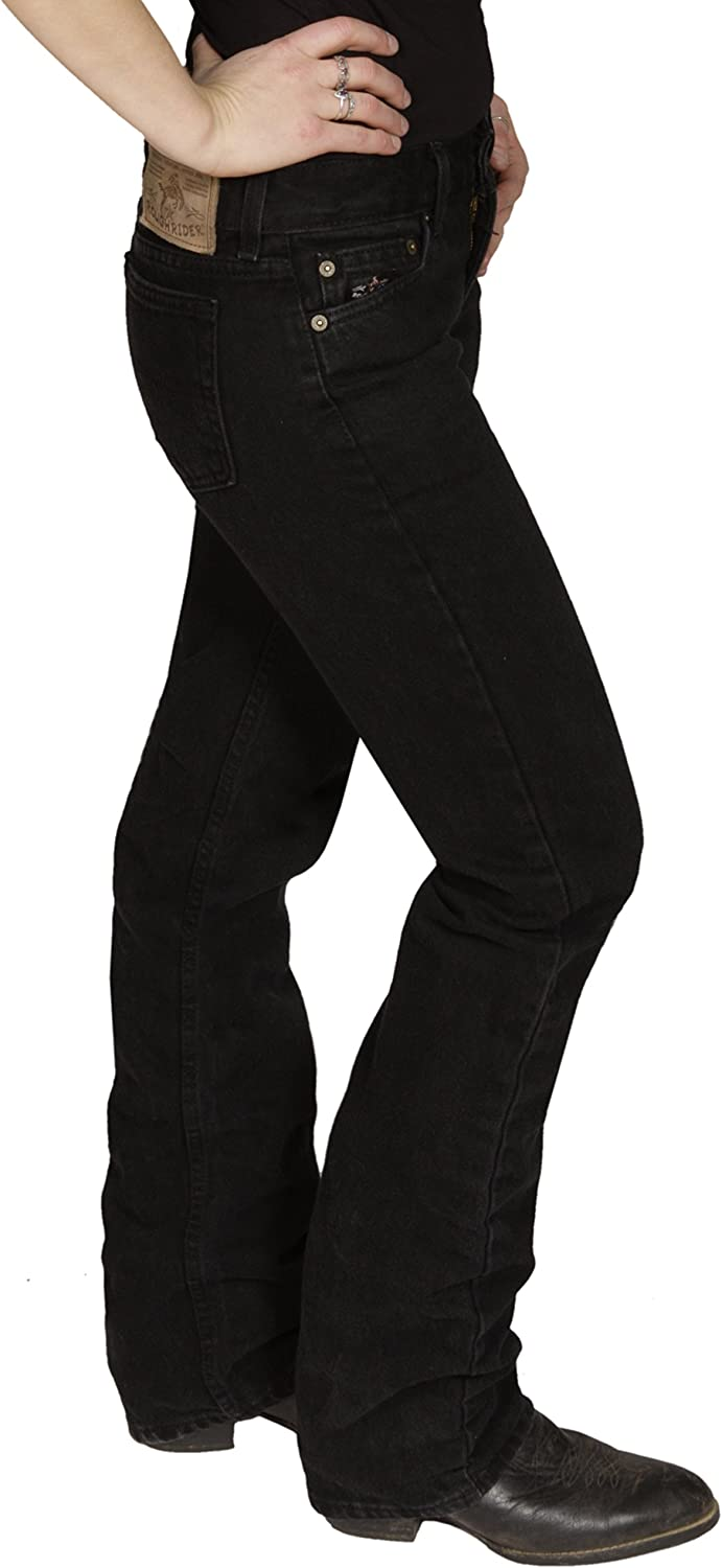 Roughrider Ladies Low Rise Bootcut Jean