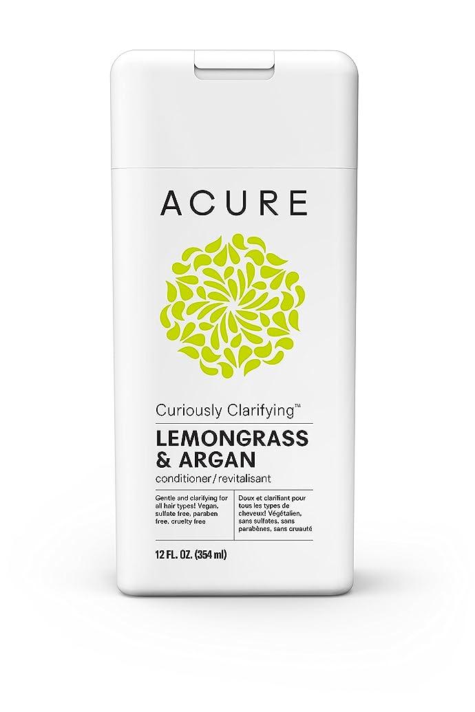 混沌揃える遺伝子Acure 不思議なレモングラスコンディショナー、12フロリダを明確化。オズ。 (梱包は異なる場合があります)