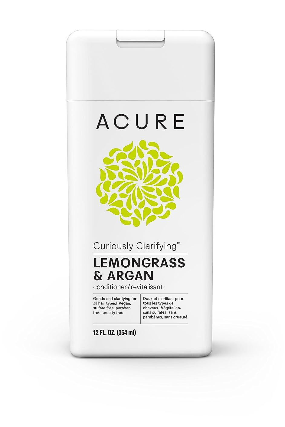感嘆符安西過半数Acure 不思議なレモングラスコンディショナー、12フロリダを明確化。オズ。 (梱包は異なる場合があります)