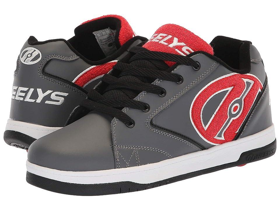 Heelys Propel Terry (Grey/Red) Boys Shoes