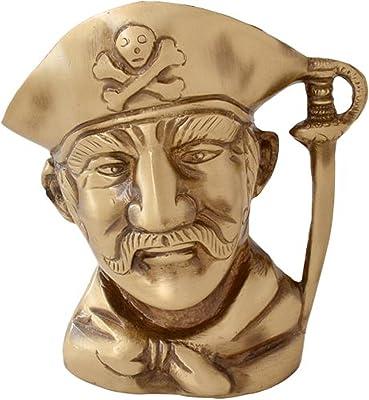 Aakrati Sailor Pen Stand of Brass