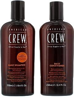 American Crew Daily Shampoo 250ml&デイリーコンディショナー250ml 250mlギフト&セット