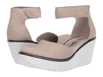 FLY LONDON Yand709Fly (Concrete Cupido) Women