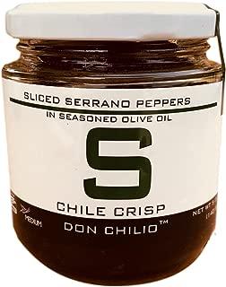 Chile Crisp New Medium-hot Condiment Chili Topping Serrano