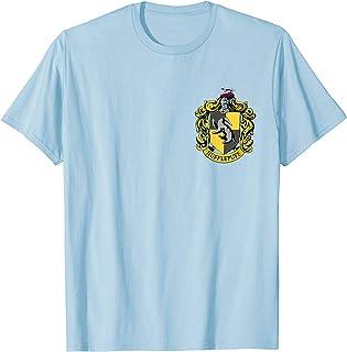 Harry Potter Hufflepuff Pocket Print T-Shirt