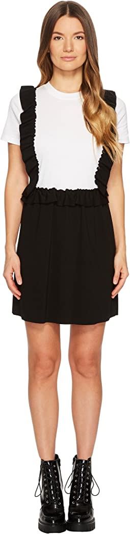 RED VALENTINO - T-Shirt Dress
