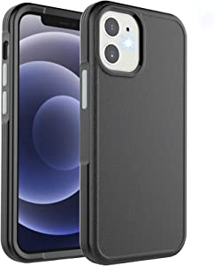 ykooe Shockproof Compatible iPhone 12/12 Pro Case 6.1