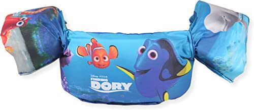 Puddle Jumpers Stearns Finding Dory Dark Blue Swimmie Kids 30-50 Pounds