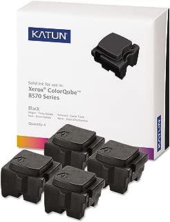 Katun 39403 Compatible Solid Ink Sticks for Xerox ColorQube Printers, Black