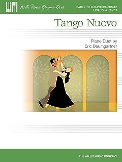 Tango Nuevo - Piano - SHEET