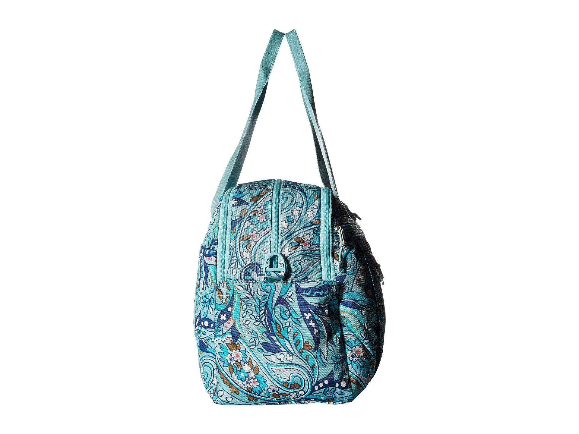 Bradley Paisley Weekender Lighten Travel Daisy Bag Vera Up dwqCWx6df