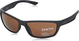 SMITH - RIDGEWELL XE 003 60 Gafas de sol, Negro (Matt Black/Orange Pz Cp), Unisex Adulto