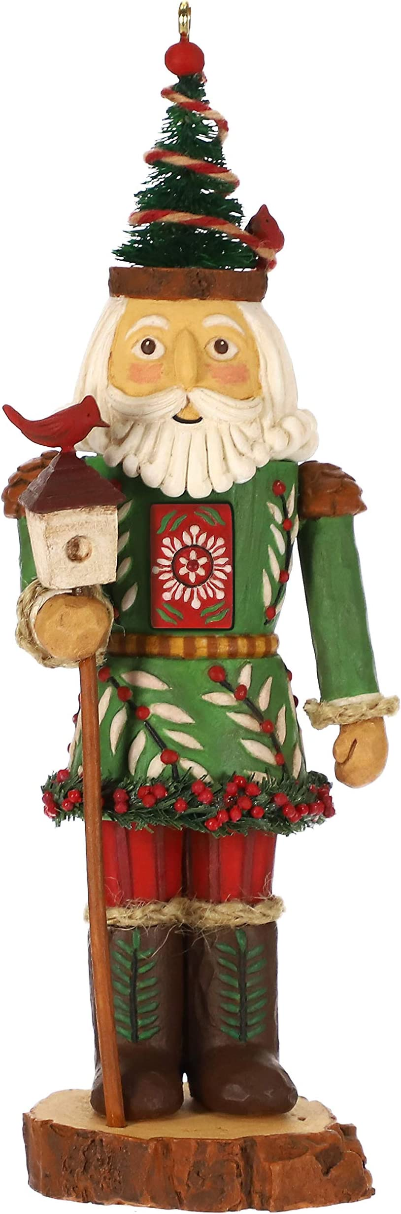 Keepsake Nutcracker Ornament PERSONALIZED NUTCRACKER Ornament