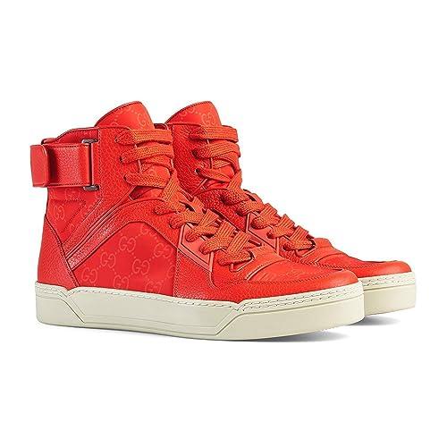 2d1414bb252 Gucci Men s Basketball High-top Sneaker