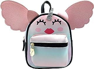 Betsey Johnson Wonderland Pixie Mini Backpack in Black/Multi